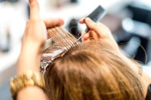 Kleuren van het haar door Hairforce